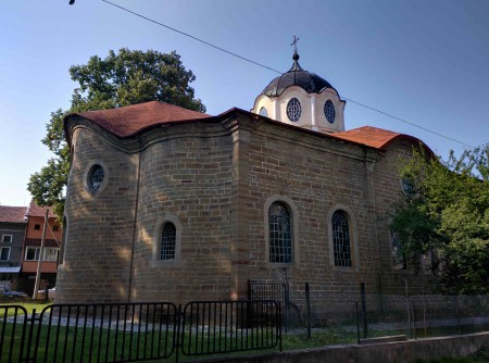 Yet another orthodox church