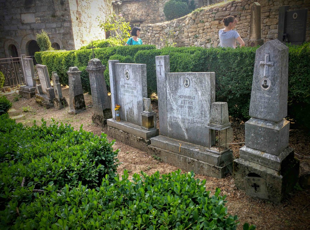 Patriarchs' graves