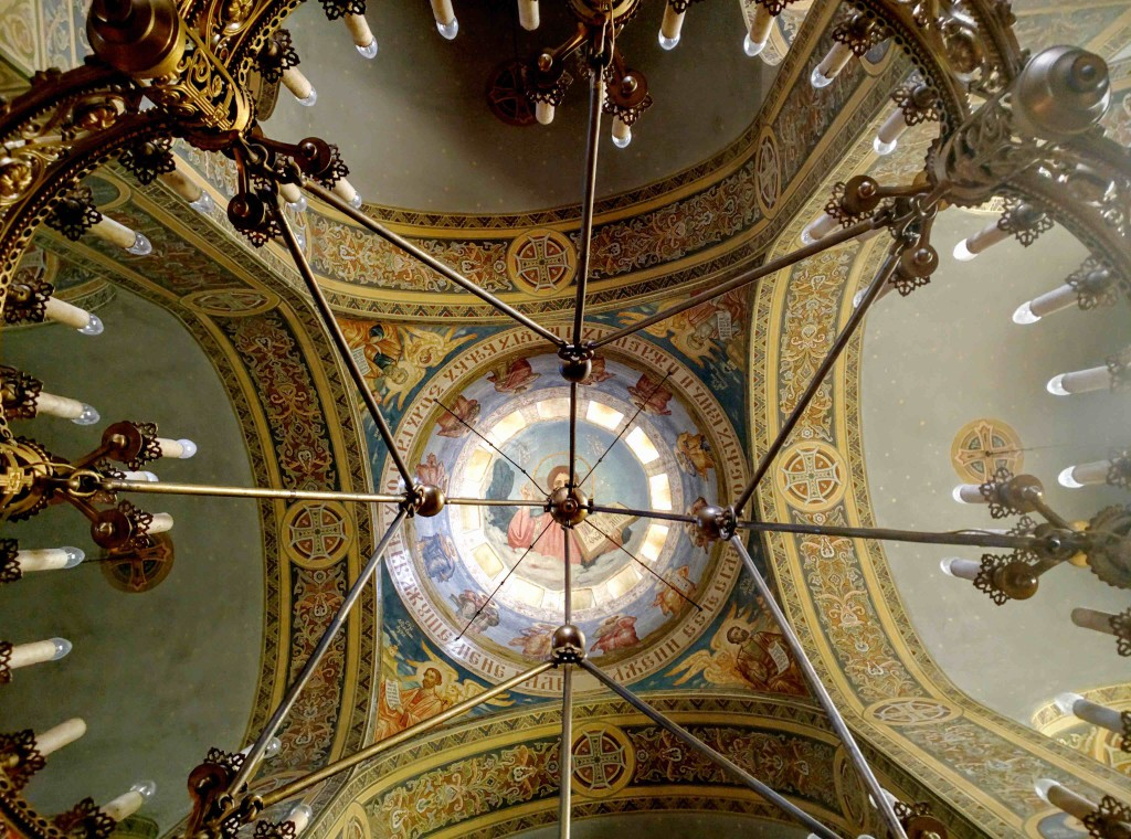 Shipka Memorial Church Ceiling