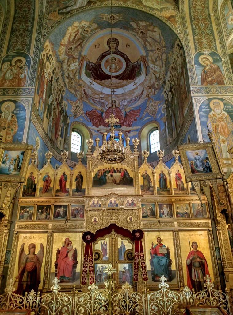 Shipka Memorial Church Altar